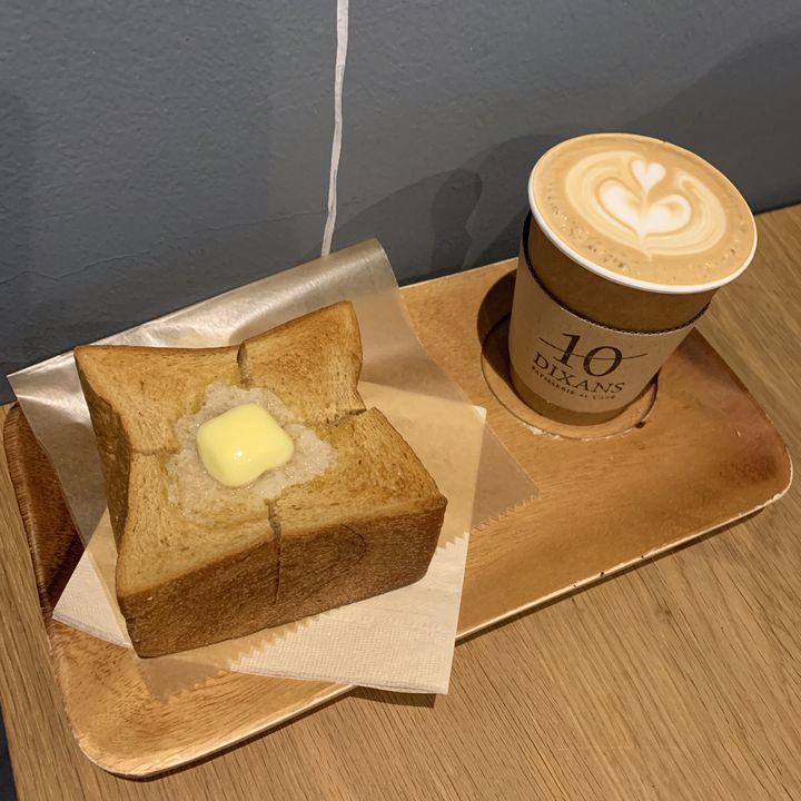 朝はパン派のあなたへ。東京都内で「絶品トースト」が食べられるお店10選