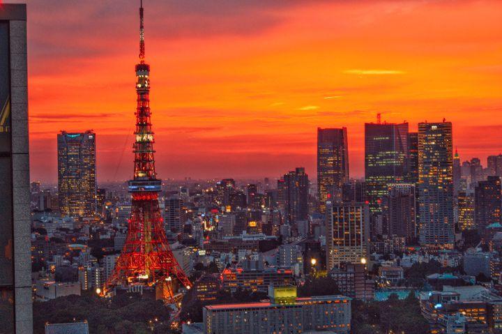 綺麗な夕日に癒されよう!東京都内でおすすめの『夕焼けスポット』9選