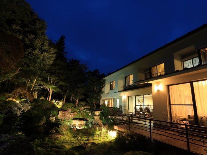 日帰りなんてもったいない!山中湖周辺の家族で泊まりたいホテル7選