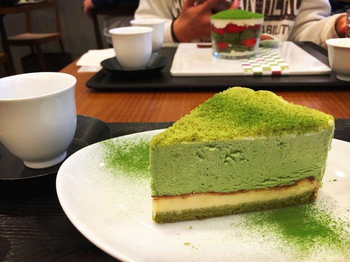 """抹茶ブームはまだまだ続く!""""渋谷周辺""""で「抹茶スイーツ」が味わえるカフェ8選"""