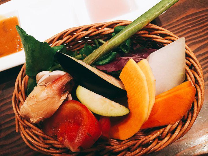 絶品野菜を食べに行こう!東京都内で絶品野菜料理が食べられるお店7選
