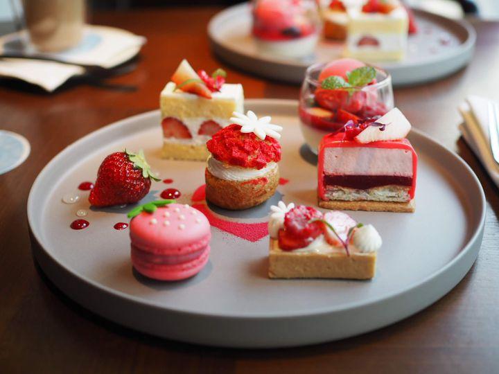 定番のチョコ?可愛いイチゴ?東京都内の「バレンタインにぴったりのカフェ」まとめ