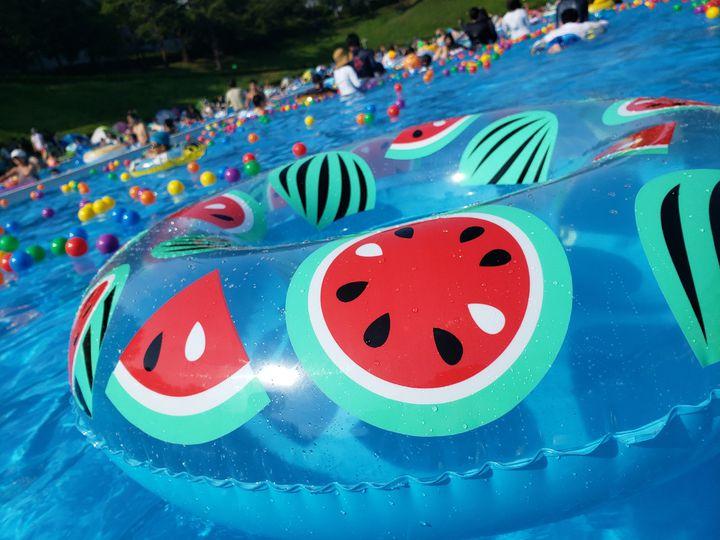 夏は水中ウォーク!埼玉県のおすすめプールランキングTOP7