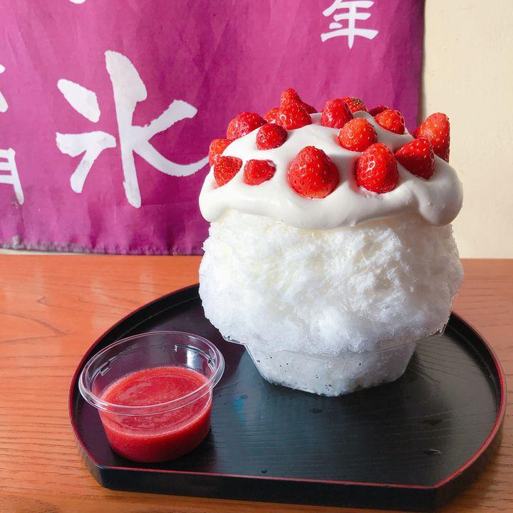 ひんやり冷たいふわふわの「かき氷」はいかが?栃木の人気おすすめカフェ7選