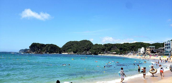 """暑い今こそ海へGO!""""週末ドライブで行きたい""""関東近郊の絶景ビーチ9選"""