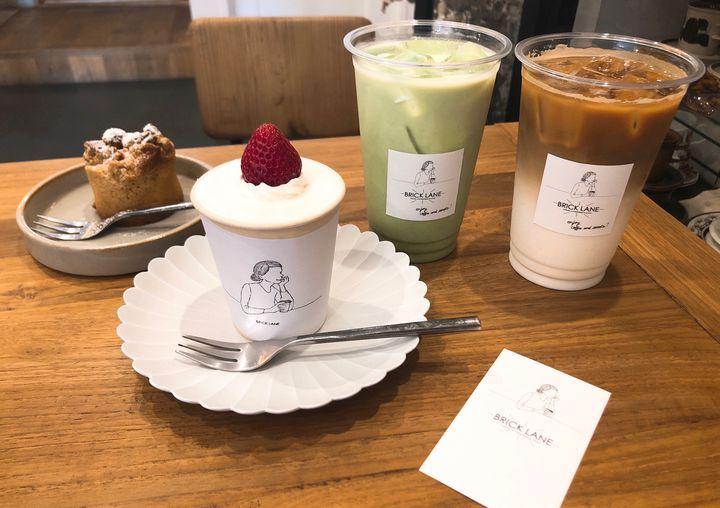 カフェも雑貨も可愛い!東京・世田谷の「BRICK LANE」を知ってる?