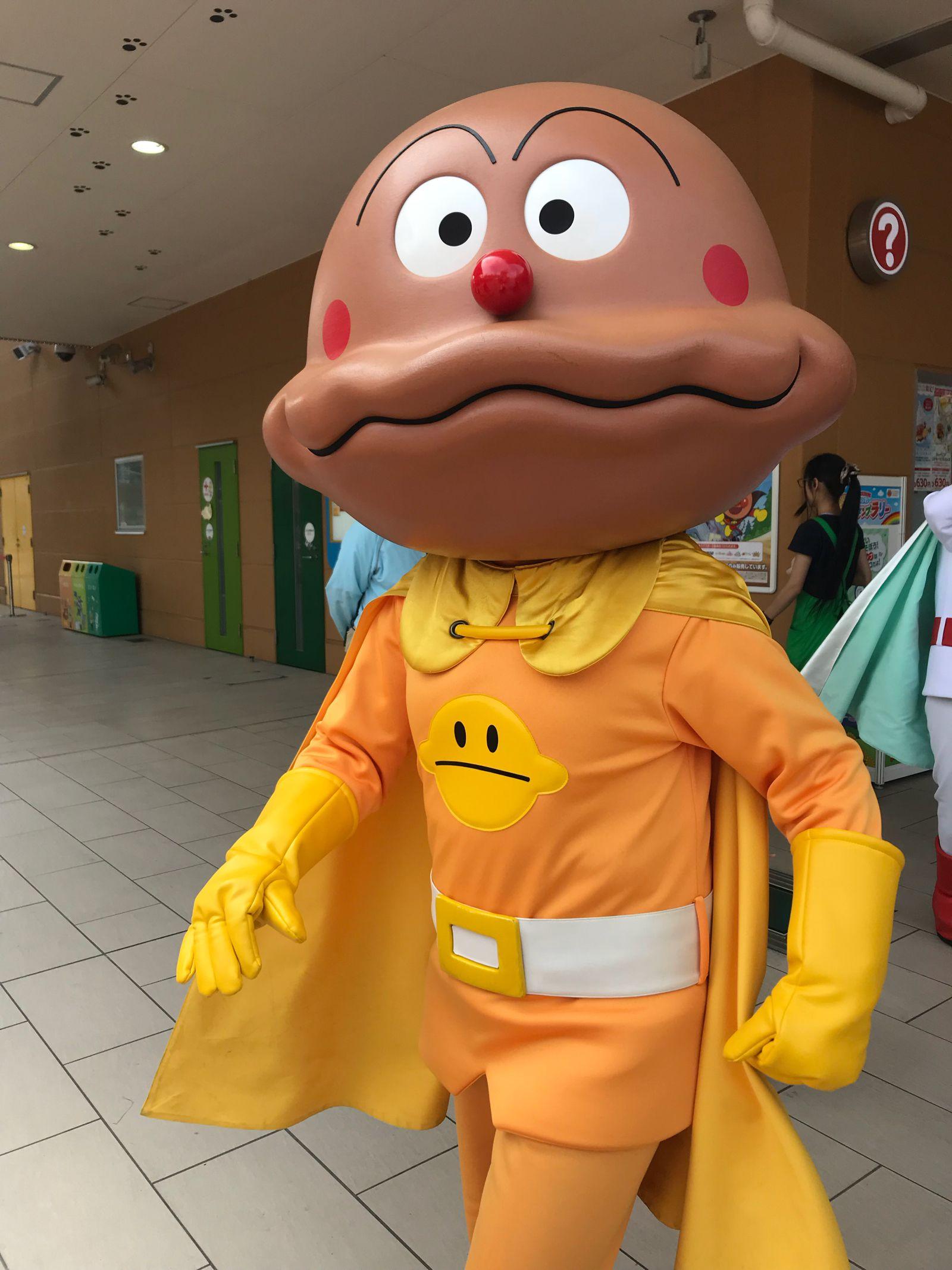 アンパンマン ミュージアム 名古屋