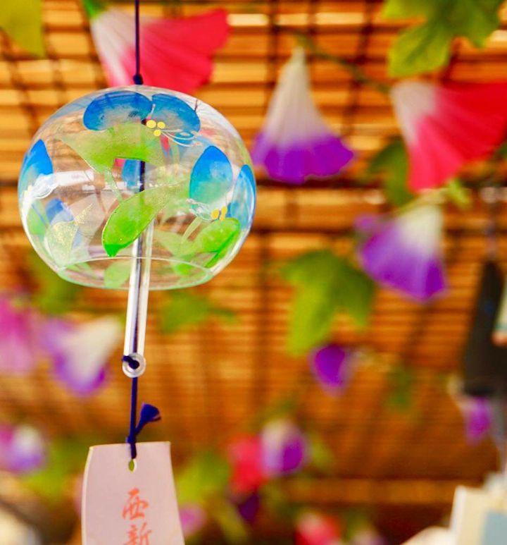 """夏の風物詩といえばこれ。日本全国で開催される""""風鈴イベント""""総まとめ"""