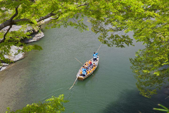 スリル満点!景色抜群な関東近郊のお手軽ラフティング・川下りスポット7選