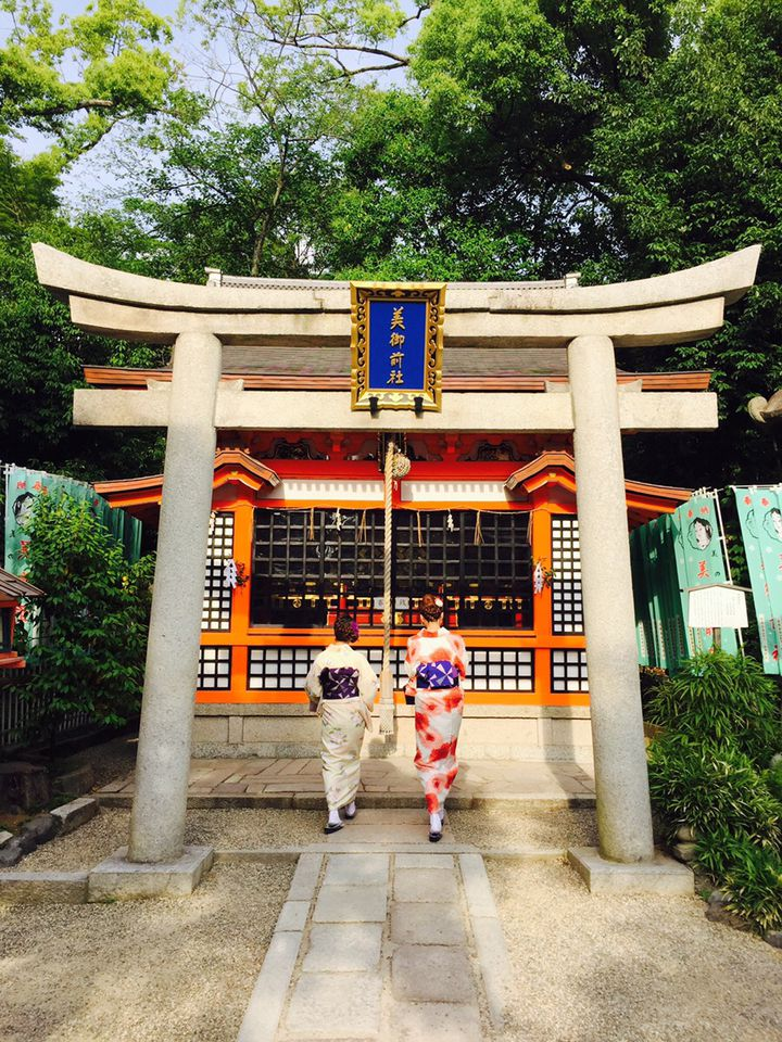 2019年を最強の年にしたい!京都でパワースポットを巡る1日プラン