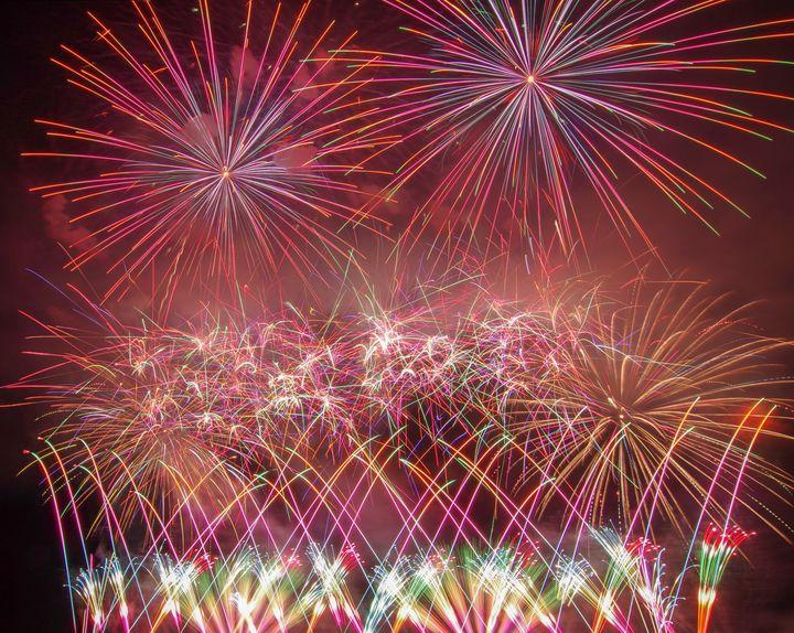 【終了】あの感動を再び。山梨最大級の「第31回神明の花火大会」が今年も開催