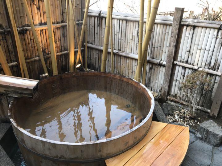 人目を気にせず癒し空間を独り占め!四万温泉の露天風呂付き客室のある旅館7選