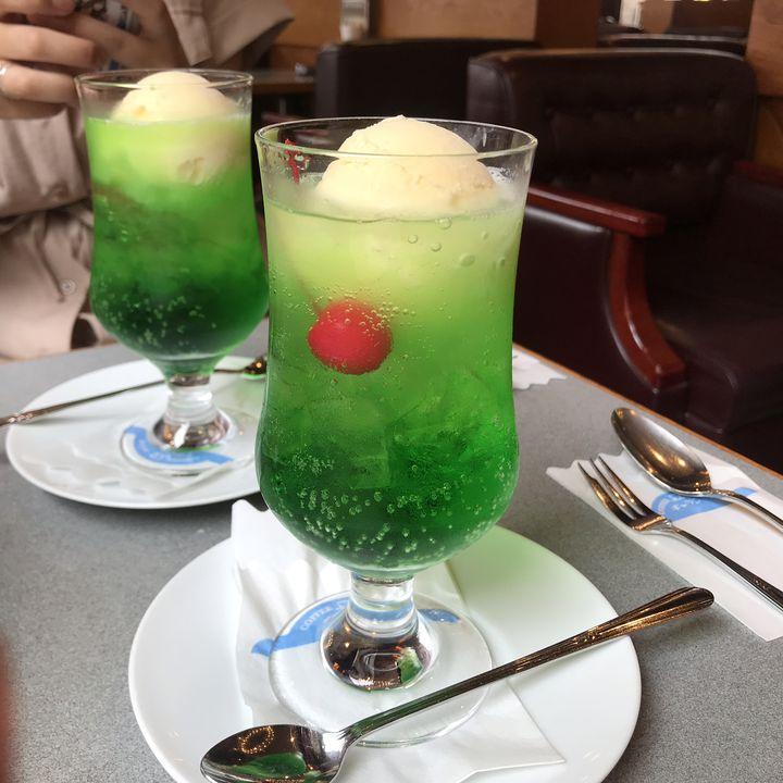 懐かしの1杯を。東京都内の「クリームソーダ」おすすめ27選はこれだ