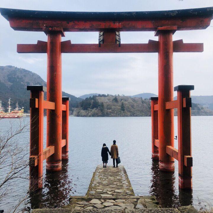 スポット 箱根 観光