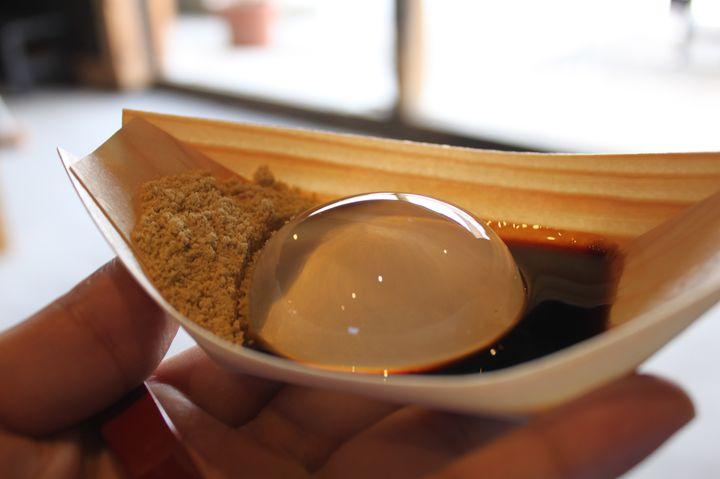 【終了】究極のぷるぷる食感!幻のスイーツ「水信玄餅」が今年も山梨で発売
