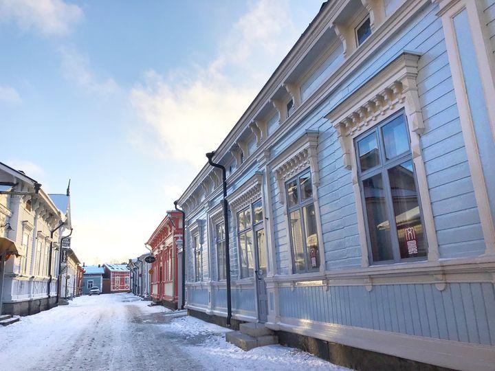 みんなが行ってない世界遺産!フィンランド・ラウマの可愛すぎる街並みに胸きゅん