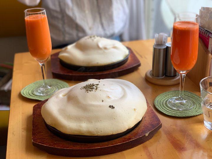 その食感に、恋をする。ふわふわ食感がたまらない東京都内の絶品グルメ10選