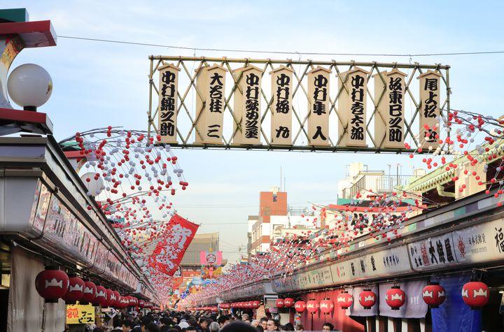 浅草寺で初詣!「浅草」を巡る新春おすすめ1dayプランはこれだ