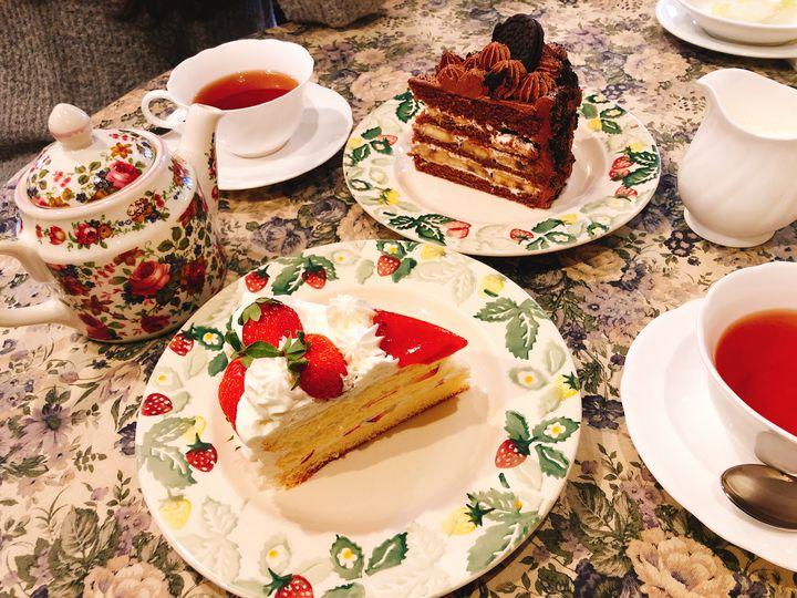 カフェ好きな人必見!大阪で気分で選びたいカフェ巡りプラン2019