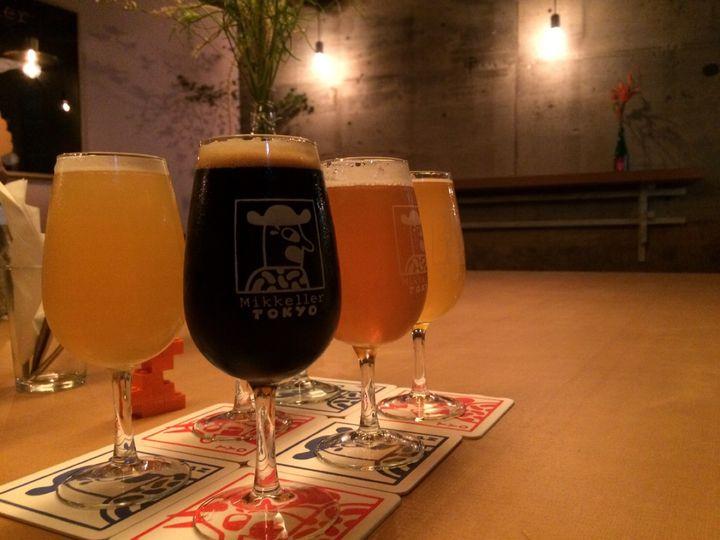 """この夏はクラフトビールで乾杯!東京都内の""""夏×ビール""""が楽しめる12店"""
