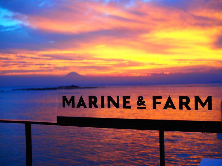 知る人ぞ知る絶景カフェ!海が一望できる「Marine&Farm」を徹底解剖