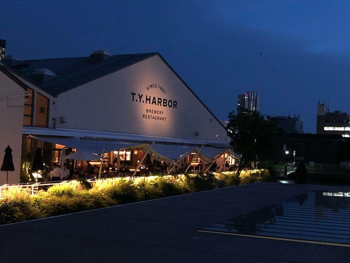 特別なデートに!品川の「T.Y.HARBOR River Lounge」って?