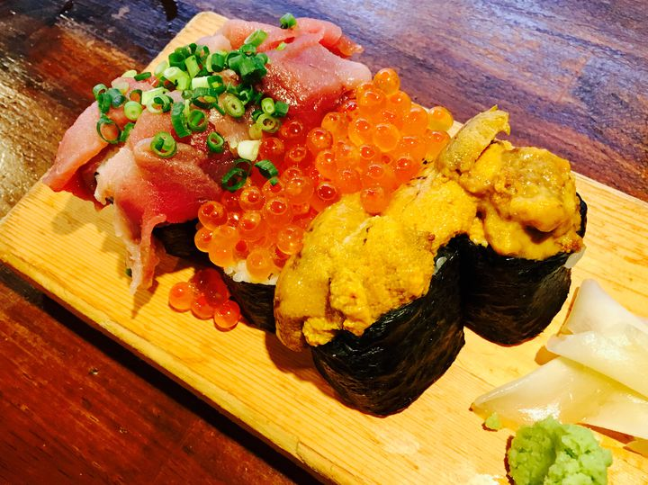 溢れる海鮮に感動の嵐!東京都内で絶品こぼれ寿司が食べられる9つのお店