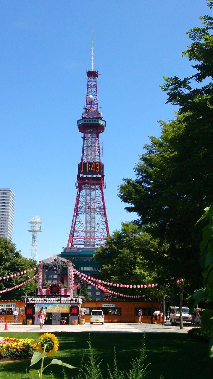 札幌市のランドマーク!「さっぽろテレビ塔」でしたい5つのこと