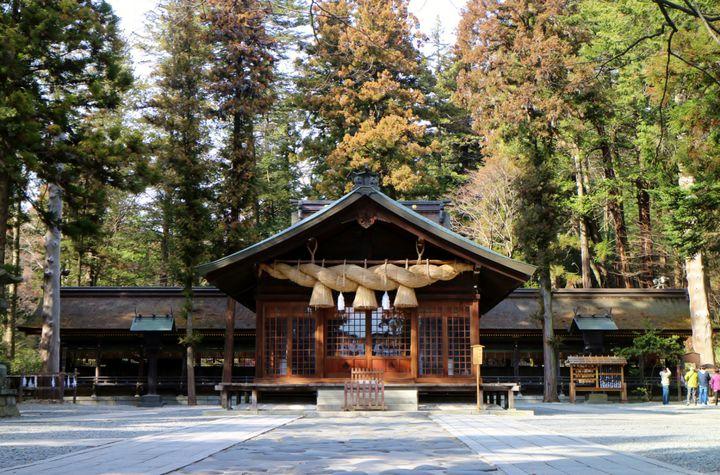 温泉とパワースポットの女子旅へ。長野・諏訪湖へ行く1泊2日プランはこれだ