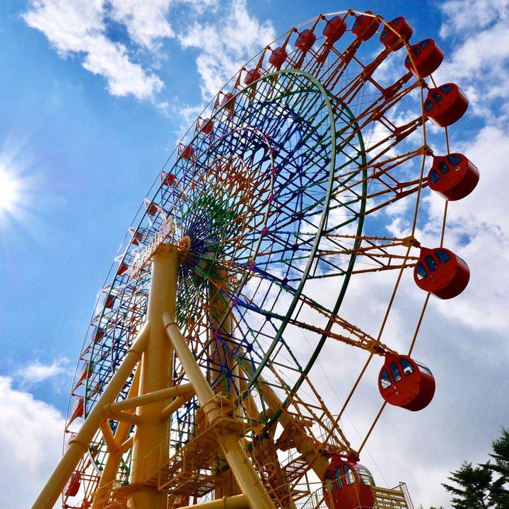 「ぐりんぱ」でしたい5つのこと!富士山が見える絶景の遊園地で楽しもう