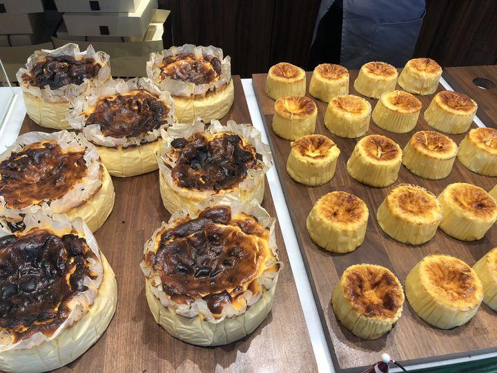 今年一押しのチーズスイーツ!バスクチーズケーキが食べられる東京都内のお店7選