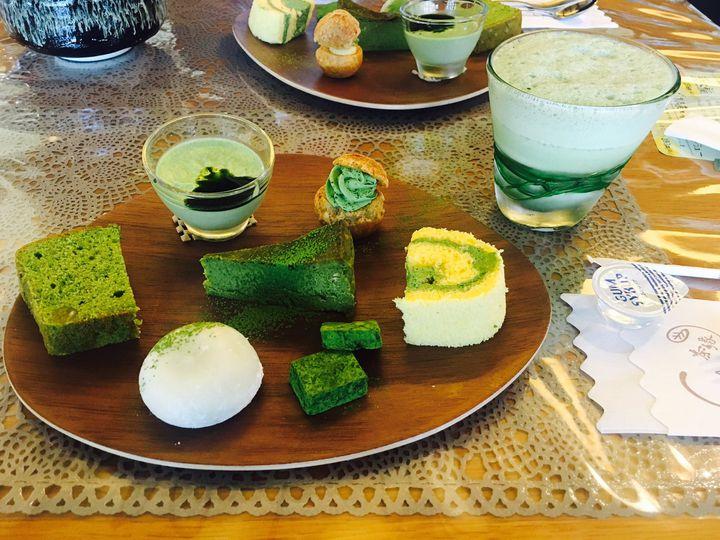 みんな大好きなこの味!名古屋で抹茶スイーツが食べられるお店10選