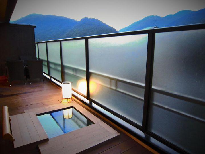 カップル旅行にもおすすめ!箱根エリアの露天風呂付客室のある素敵な温泉宿10選