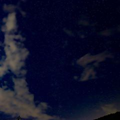 山 プラネタリウム キゴ
