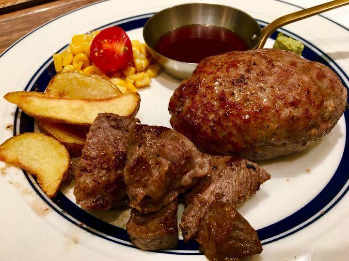 肉に食らいつく!「肉がうまいカフェ NICK STOCK」がたまらない理由