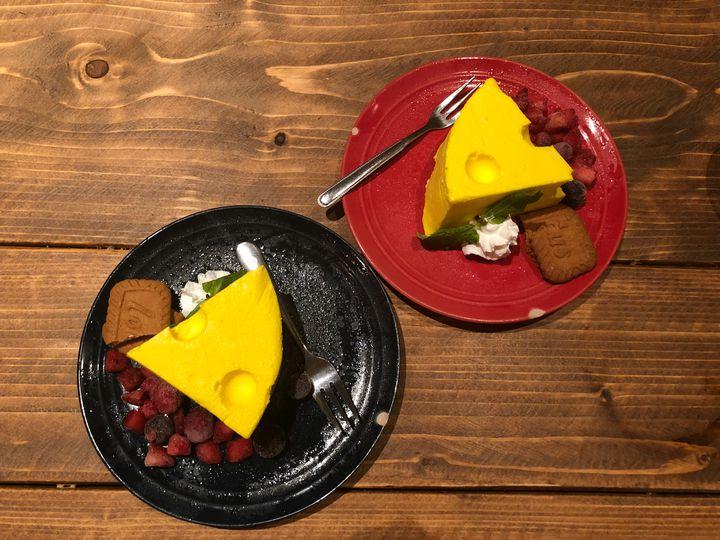 今流行りのスイーツをユニークに!東京都内の変わり種チーズケーキ10選