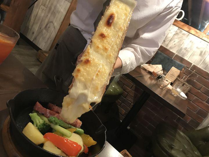 チーズ好きにはたまらない!渋谷「CCCカフェ」でとろ〜りチーズグルメを堪能したい