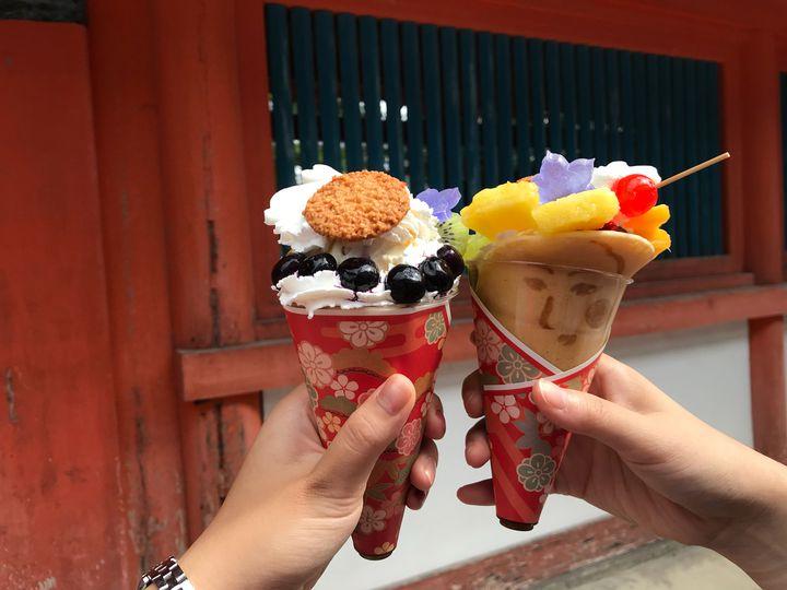 映える旅行にしたい!京都女子旅に欠かせない最新食べ歩きスポット7選