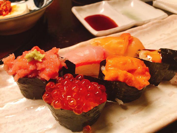 高級寿司も好きなだけ!東京都内で夢のように食べ放題できるお寿司7選