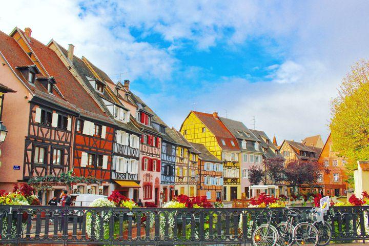 【決定版】最強のおしゃかわ女子旅!2泊3日のドイツ・フランス旧市街巡りプラン