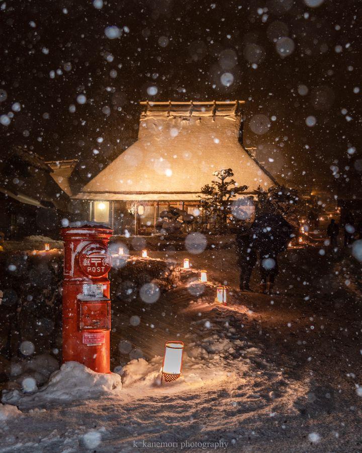 なんて素晴らしい景色なんだ!人生で一度は見たい関西の冬絶景LIST