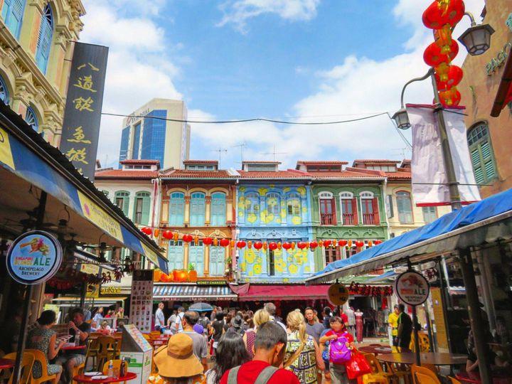 シンガポールで外せない定番観光地!「チャイナタウン」の楽しみ方を教えます