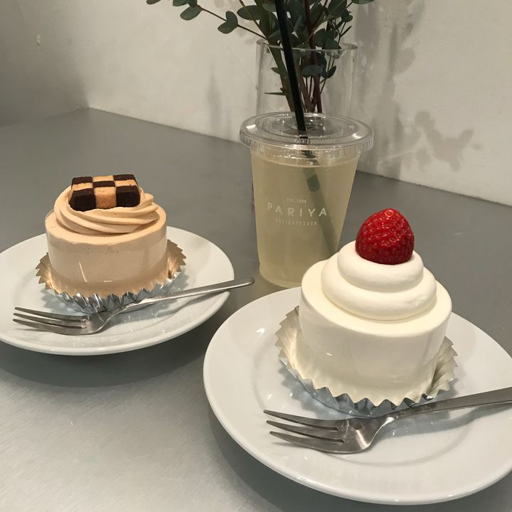 """自分にご褒美ティータイム。東京都内で""""美しいケーキ""""がいただけるお店7選"""