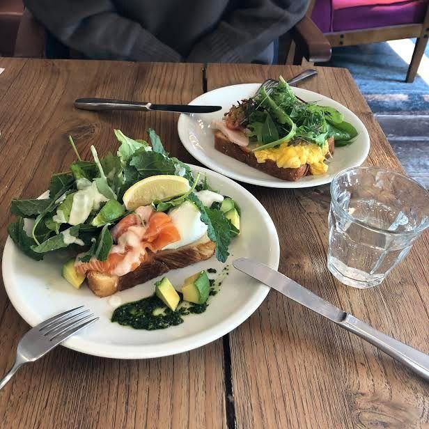 千駄ヶ谷にある大人カフェ!「ブレントウッドテラス」は素敵な休日にぴったり