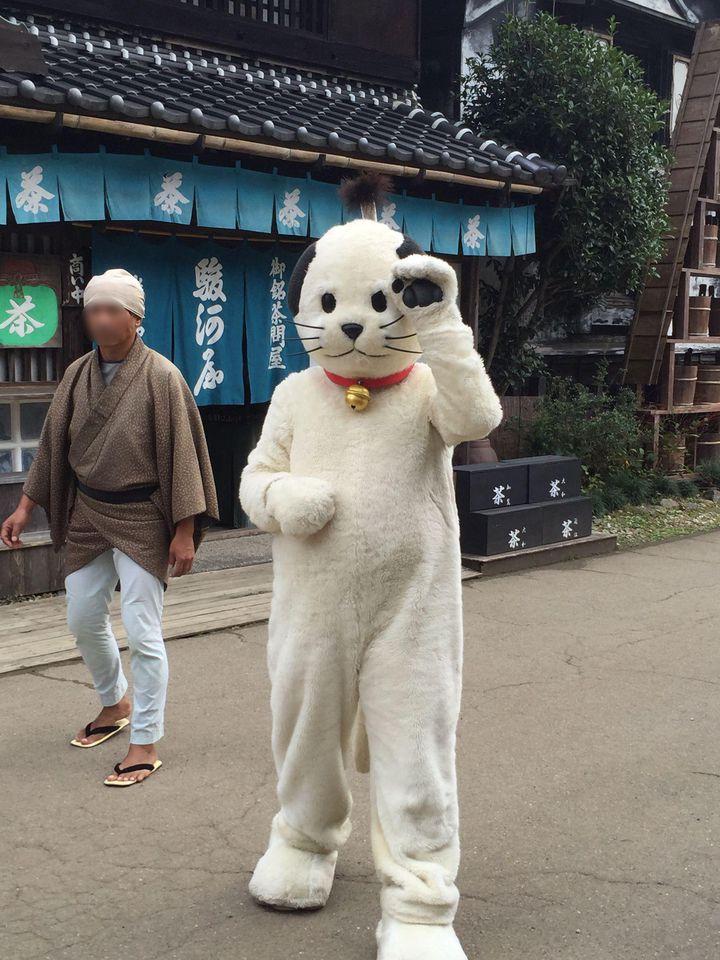 日光 江戸 村