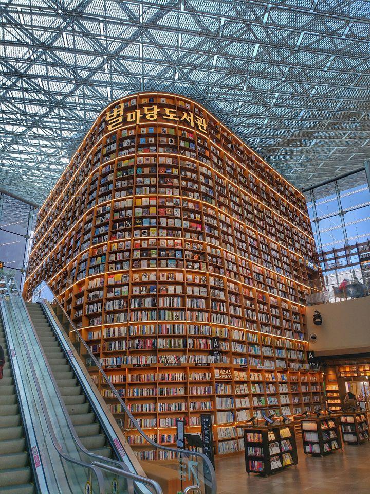 こんなのオシャレすぎる!世界中にある一度は行ってみたい図書館7選