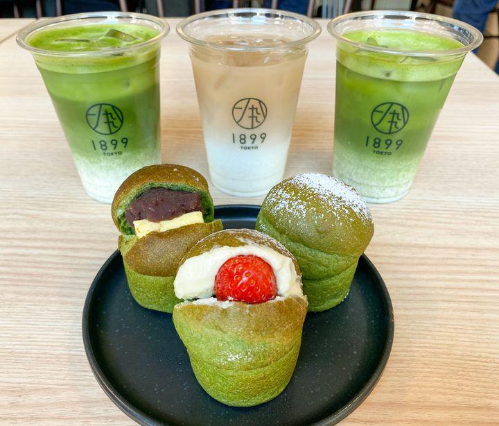 オープン初日に行ってきた!お茶カフェ「CHAYA 1899 TOKYO」がリニューアル