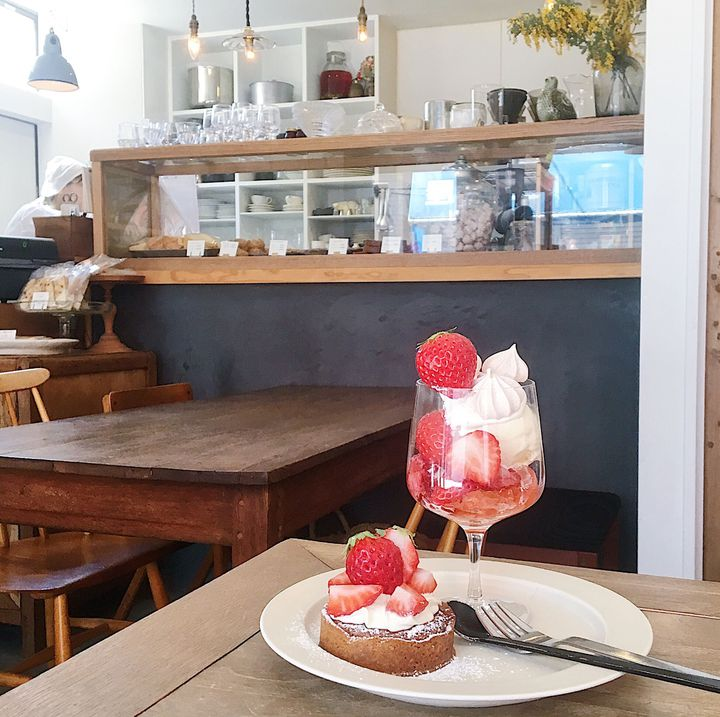 おいしいスイーツで癒しの時間を。オシャレで雰囲気の良い東京都内のカフェ10選