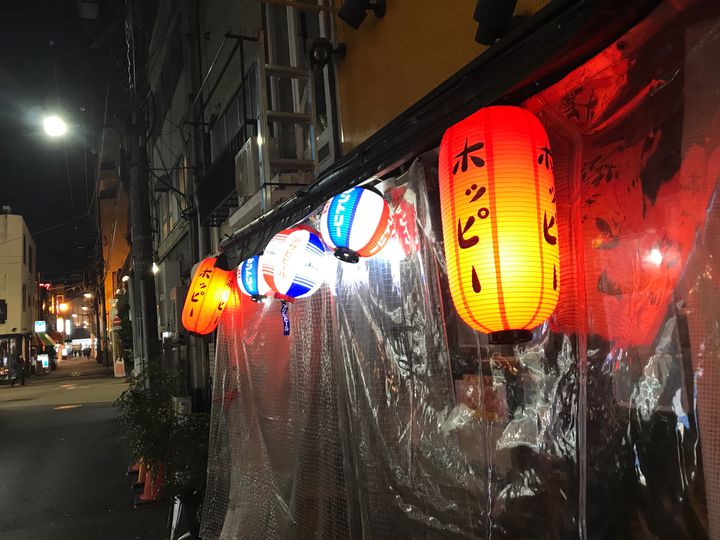 今夜はとことん飲み明かそう!東京都内のおすすめ飲み屋街&大衆居酒屋12選