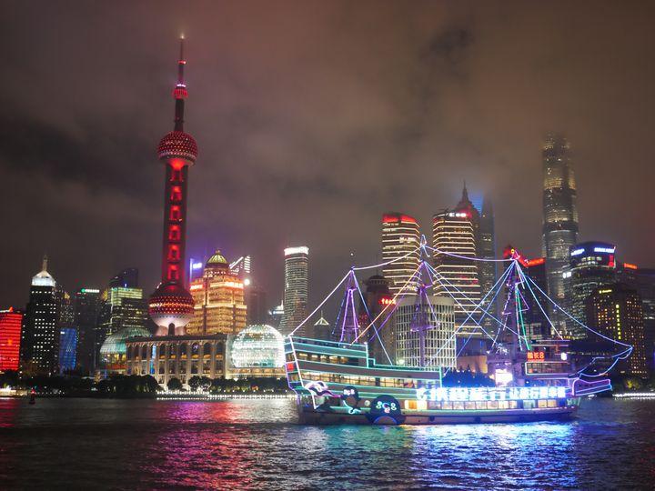 上海の夜景が一望できるレストラン&バー7選外灘(バンド)のおすすめ